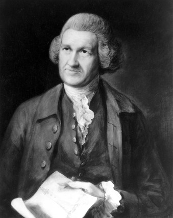 John Smeaton, English mechanical and civil engineer, 1773.