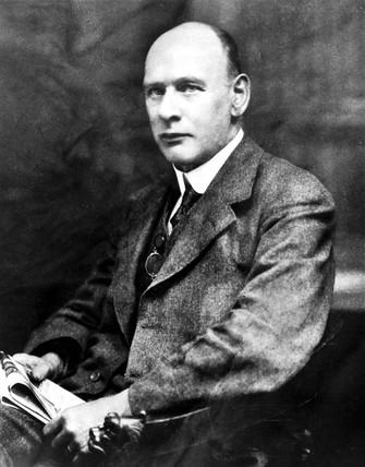 Alfred Smetham, English chemist, c 1900.