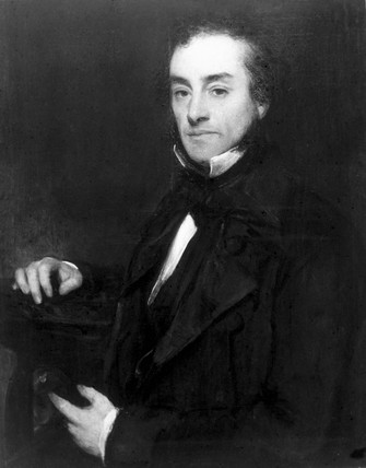 Sir Francis Pettit Smith, English inventor of the screw propeller, c 1856.