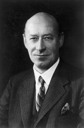 Thomas Smith, President of the Physical Society, c 1930.
