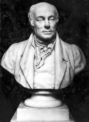 William Symington, Scottish pioneer of steam navigation, c 1810-1820.