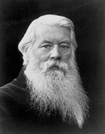 Sir Joseph Wilson Swan, scientist and inventor, c 1890-1900