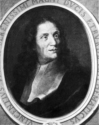 Vincenzio Viviani, Italian mathematician, mid 17th century.
