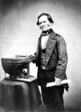 Henry Wimshurst, English inventor, 1854-1866.