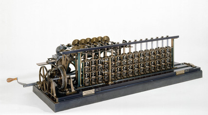 Scheutz Difference Engine No 3, 1859.