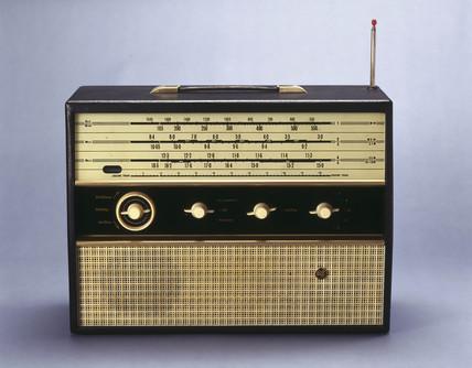 Pye radio, c 1955.