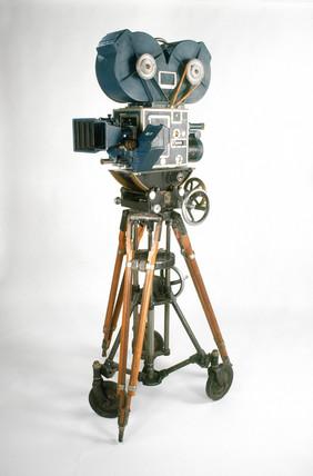 Technicolor three-colour 35mm camera, American, 1932-1955.