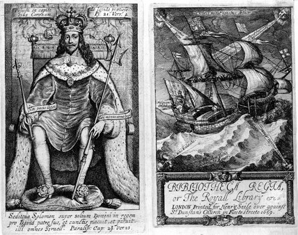 Charles I, King of Great Britain and Ireland, c 1625.