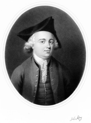 John Kay, English inventor, mid-18th century.