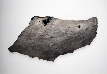 Meteorite slice, c 4500 BC.
