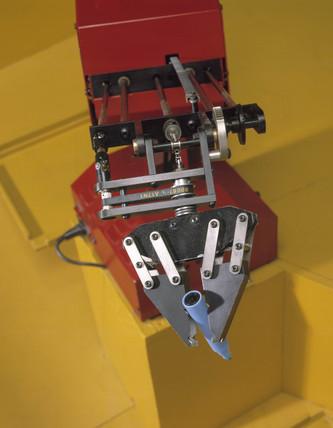 Robot interactive, Science Museum, London, 1980s.