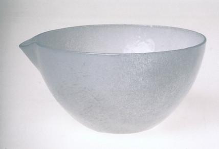 Vitresoil translucent basin, 1968.