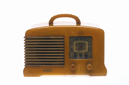 FADA radio, 1938.