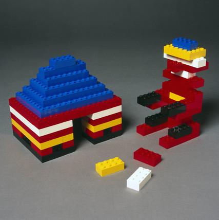 Lego bricks, 1996.