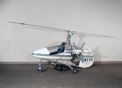 Wallis autogyro, 1960-1980.