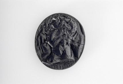 Bust of Berzelius, 1862.