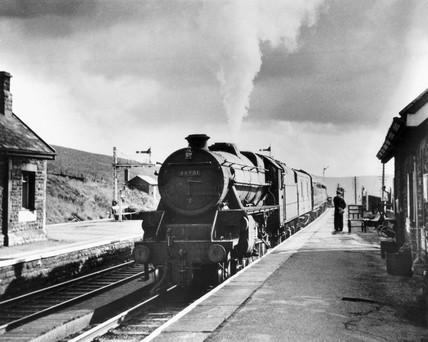 London, Midland and Scottish Railway Class.