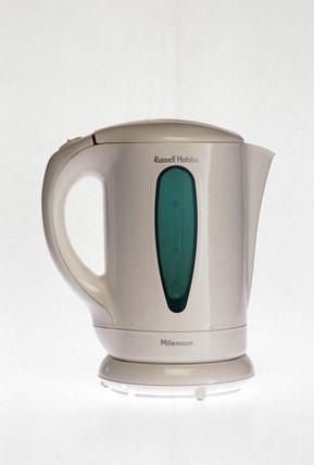 Millennium cordles jug kettle, 1996.