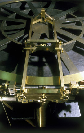Troughton's dividing engine, 1778.