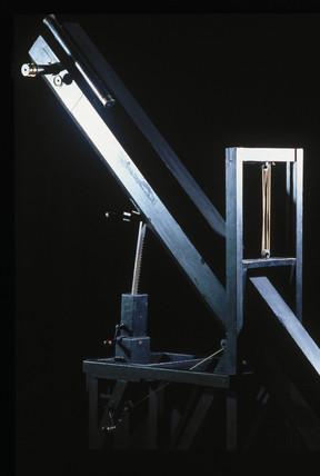 Herschel's seven-foot telescope, 1795-1816.