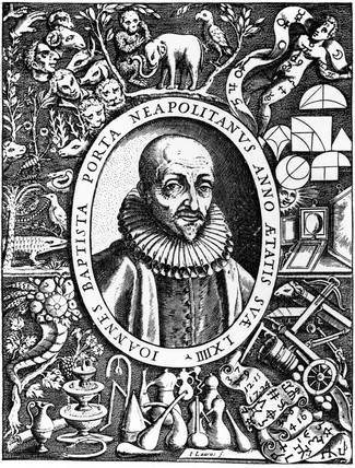 Johann Baptist Portas.