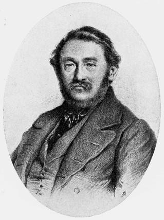 Josef Max Petzval, Hungarian mathematician, c 1870-1879.