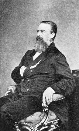 P W F von Voightlander, Austrian instrument maker, c 1860.