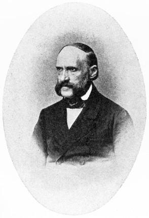 Anton Martin, c 1855.