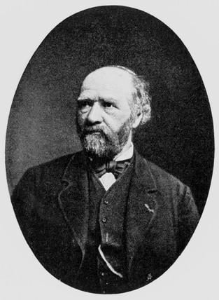 Alphons Louis Poitevin, c 1870s.