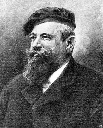 Carl Angerer, Austrian photochemist and printer, c 1900.