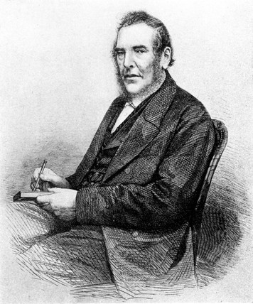 Richard Roberts, Welsh inventor, mid-19th century.