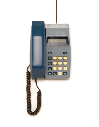 Sceptre 100 phone, series no 10001.