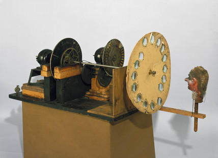 Baird's television apparatus, 1926.