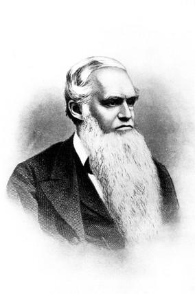 Joseph R Brown, c 1870s.