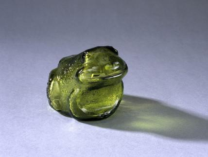 Glas frog, 1980.