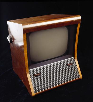 Television set, c 1946.