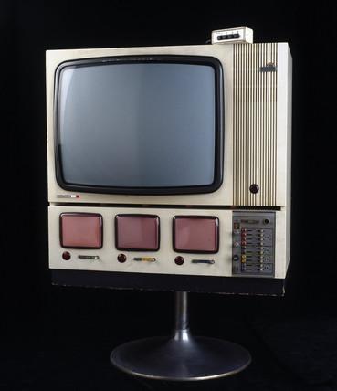 Nordmende television set, c 1970s.