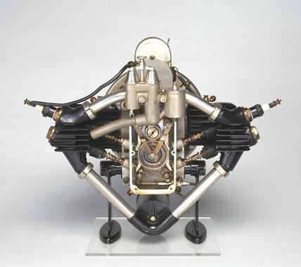 Douglas engine, 1911.