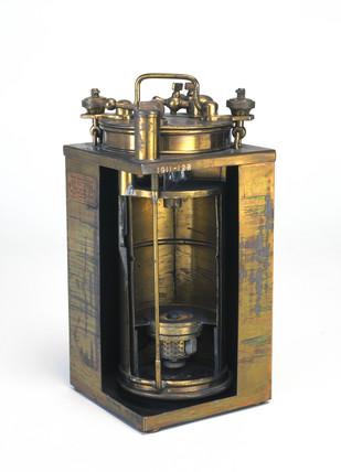 Acetylene generator, 1911.