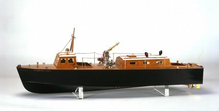 Fire boat, 1939.