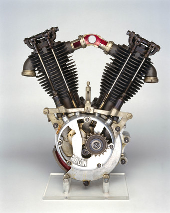 'Precision' engine, 1913.