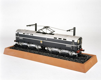 Mixed traffic electric locomotive, 1948, se