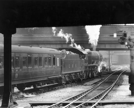 'The Royal Scot' 4-6-0 clas steam locomotive, 1929.