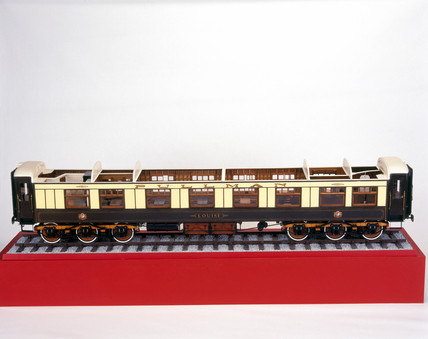 Pullman Car 'Louise' built by the Pullman C