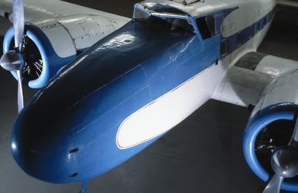 Boeing 247D, July 1933.