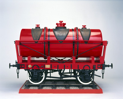 Tank wagon, by Charles Roberts and Co Ltd,