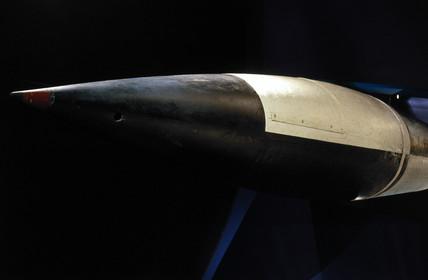 The V2 Rocket, 1942-1945.