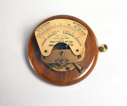 Wimperis accelerometer, c 1914.