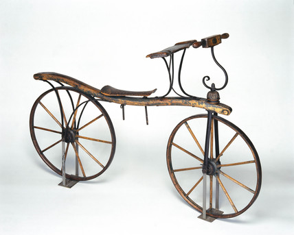 'Hobby horse', c 1818.