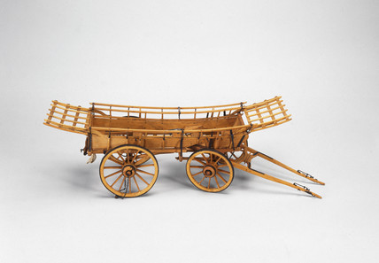 Essex wagon c 1850.